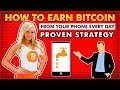 How To Earn Bitcoin Using Your Phone Every Day | NEW METHOD (LATE 2018)
