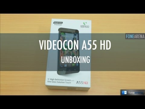 Videocon A55 HD Mobile Price, Specification & Features ...