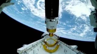 НЛО. Официальное видео НАСА (NASA)UFO!(На этом видео показано НЛО на околоземной орбите.НЛО прилетают на Землю регулярно.НЛО также часто посещают..., 2011-11-26T11:43:31.000Z)