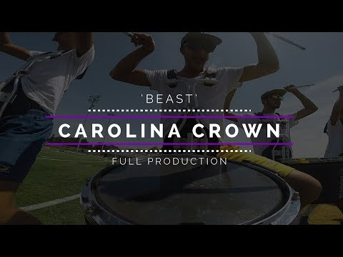 2018 Carolina Crown  FULL SHOW