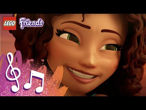 Friends Are Forever (Official) - LEGO Friends - Music Video