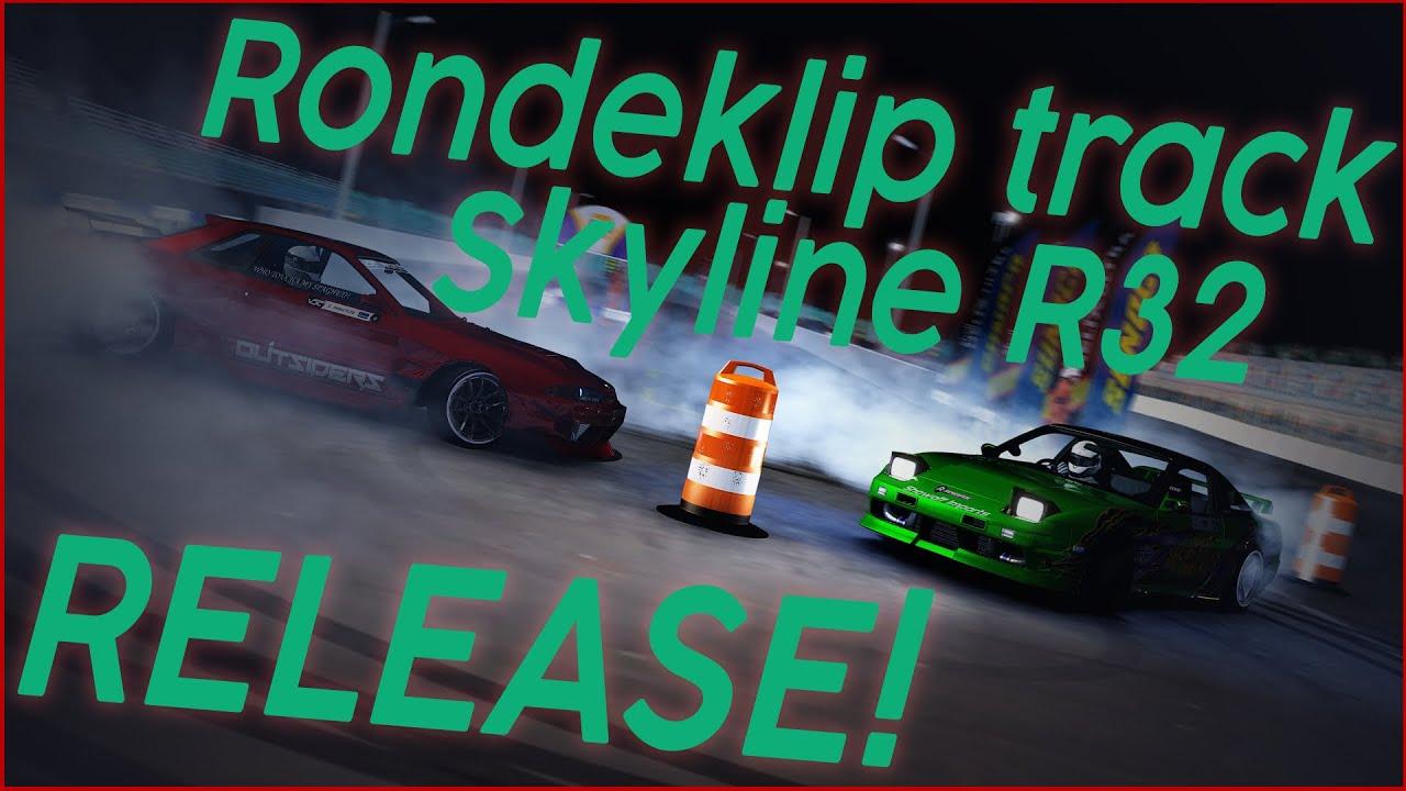Rondeklip Raceway and Skyline R32 custom bodykit Release! | Assetto Corsa [ edit ]