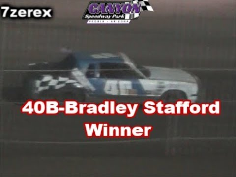 IMCA Hobby Stocks Main Canyon Speedway 5-27-2018