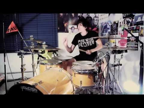 Blink-182 - Dogs Eating Dogs (Studio Drum Cover)