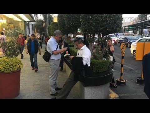 M7.2 earthquake shakes Mexico City