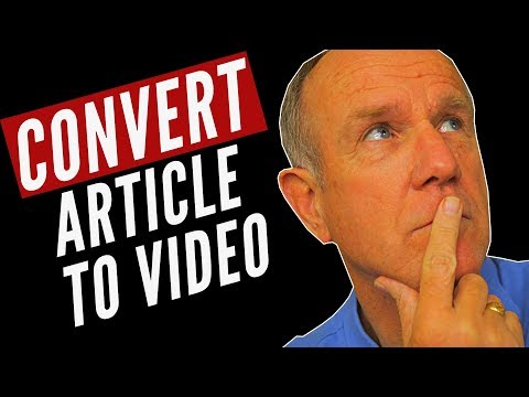 Convert TEXT TO VIDEO ONLINE In 3 Easy Steps - InVideo Review