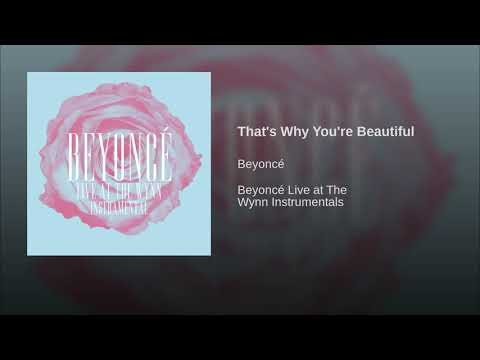 That's Why You're Beautiful
