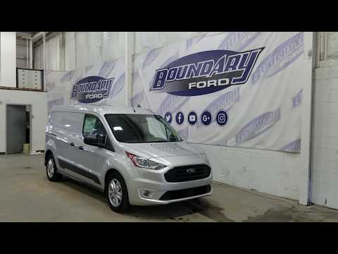 2019 Ford Transit Connect XTL Cargo Van W/ 2.0L, Remote Start Overview | Boundary Ford