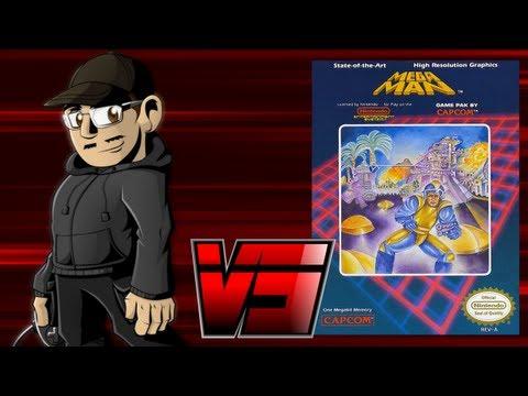 Johnny vs. Mega Man
