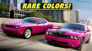 Dodge Challenger Blacktop Concept 2009 Videos