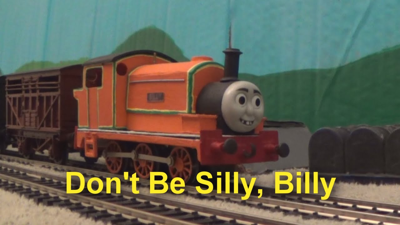 Download Don't Be Silly, Billy