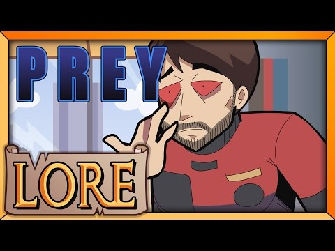 PREY: The next System Shock? | LORE in a Minute! | Ricepirate | LORE