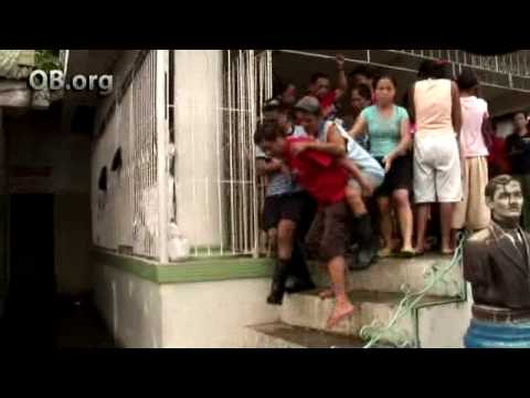 Israeli Doctors Help Aid The Philippines After Typhoon