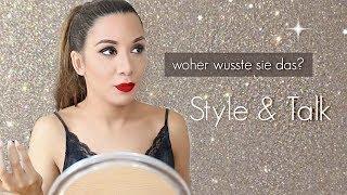 Style & Talk  - die Wahrsagerin - WOHER wusste sie alles? I Soraya Ali