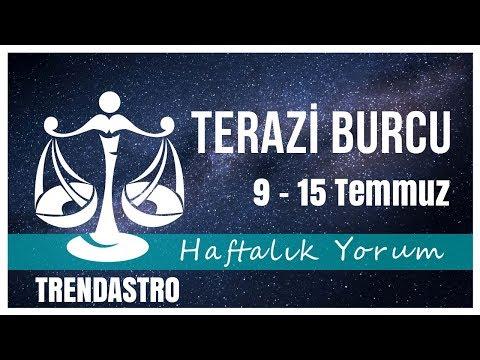 TERAZİ BURCU 9 - 15 TEMMUZ HAFTALIK YORUM | TRENDASTRO