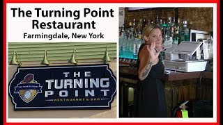 The Turning Point Restaurant - Appetizers and Hofbrau  | JKMCraveTV