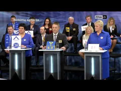 Savivaldybių rinkimai 2015. Kandidatai į Trakų merus (I)