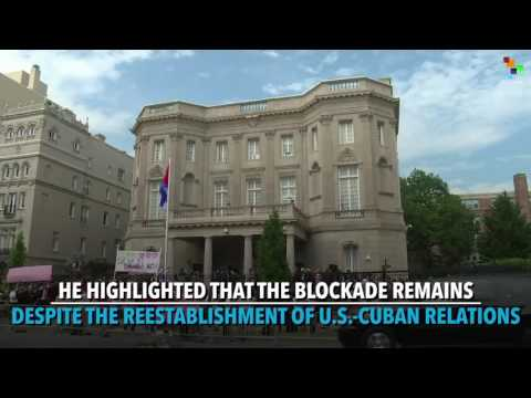 U.S. Blockade Costs Cuba Billions a Year