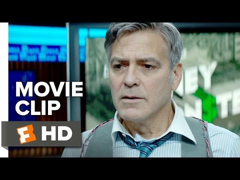 Money Monster Movie CLIP - Take the Shot (2016) - George Clooney, Julia Roberts Movie HD