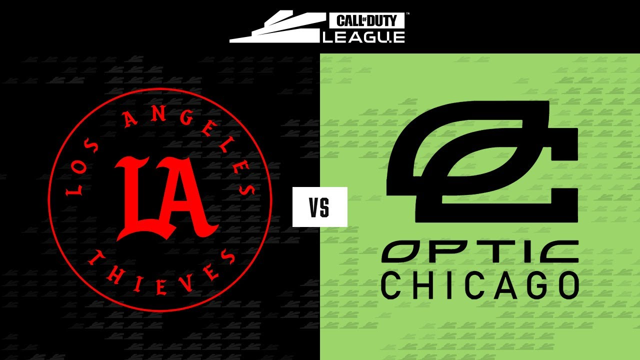 @LA Thieves  vs @OpTic Chicago  | Stage IV Week 3 — LA Thieves Home Series | Day 4