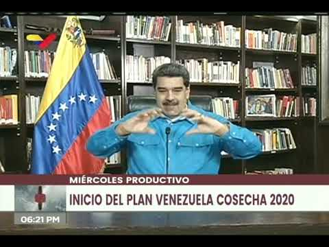 Presidente Maduro sobre la Ley Antibloqueo: Se aprobará este jueves en la Asamblea Constituyente