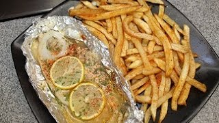 Baked Catfish - How To Make