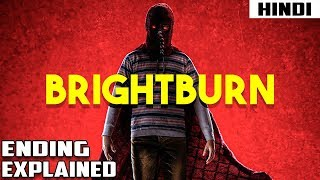 BRIGHTBURN (2019) Explained in 11 Minutes   Haunting Tube in Hindi