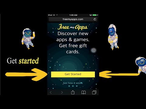 Freemyapps Hack 2016 Working 100% EASY