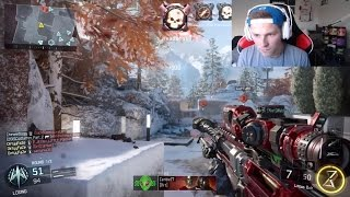 I MISSED THE QUAD HEADSHOT!!! (Black Ops 3 Highlights)