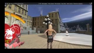 Обзор игры Love City 3D, Рублевка