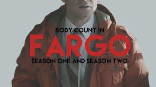 Body Count in Fargo (TV Series) || Supercut