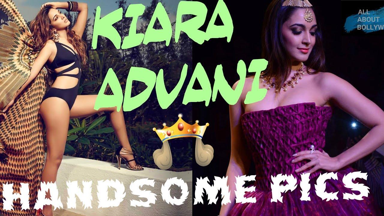 Kiara Advani Hot In Open dress PhotoShoot - YouTube