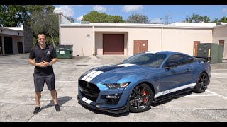 Is this 2020 Ford Shelby GT500 even BETTER with the RIGHT mods?