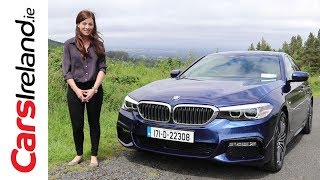 2017 BMW 5 Series review | CarsIreland.ie