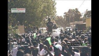 Ousmane Sonko reprend les campagne présidentielles avec une forte mobilisation à Sedhiou