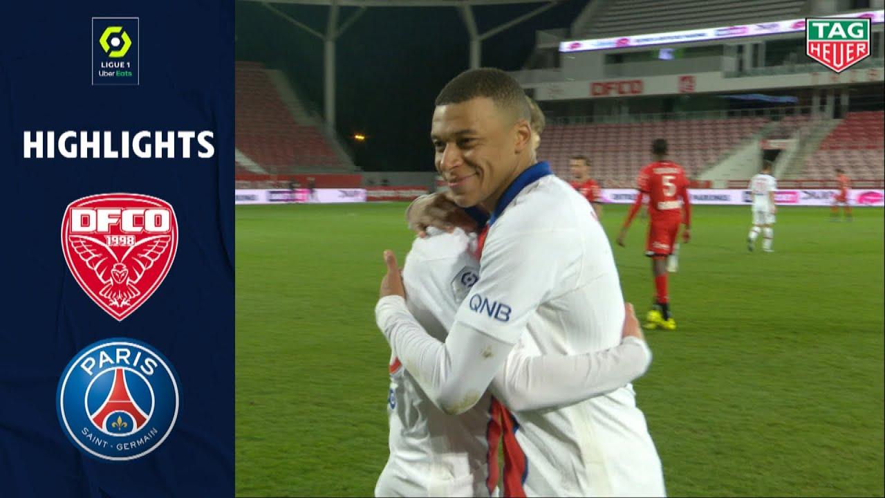 Download DIJON FCO - PARIS SAINT-GERMAIN (0 - 4) - Highlights - (DFCO - PSG) / 2020-2021