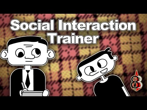 Social Interaction Trainer - TOUGH STUFF - 8 Byte North