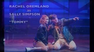 RACHEL OREMLAND as SALLY SIMPSON