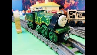 Fisher Price Wooden Thomas and Friends dalam gerakan Emily 03197+ID