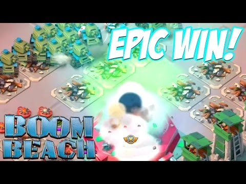 Operation Choke Point Takedown! Boom Beach Gameplay!