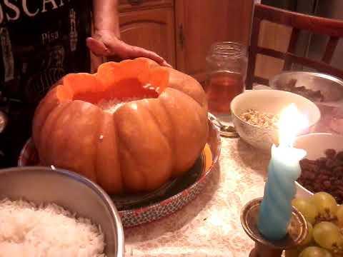 ХАПАМА -армянское старинное национальное блюдо.Великолепный вкус из глубины веков.Часть 1.