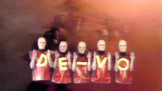Devo - Freedom Of Choice (Video)