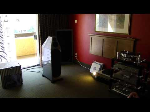 Genesis G5.3 speakers, Burmester 909MK5 amplifier.MP4