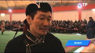 видео Прошел крупный турнир по национальной борьбе