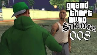 GTA San Andreas #008 🔫 Deutsch 100% ∞ Cesar Vialpando ∞ Let