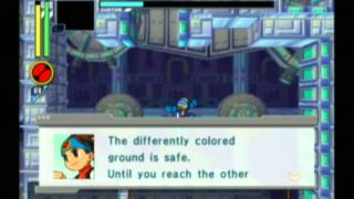 Mega Man Network Transṁission - Part 4 :Quick Man's boosting isn't a recommendation for daily usage
