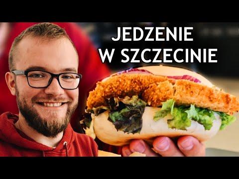 JEDZENIE w SZCZECINIE - Gdzie zjeść? Najciekawsze restauracje (Szczecin 2019) | GASTRO VLOG #246