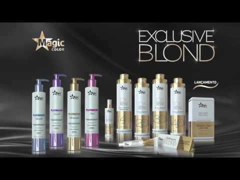 Magic Color  Exclusive Blond com Dani Bolina