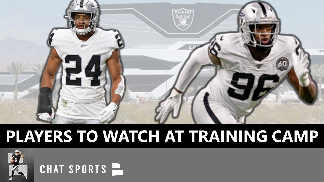 Raiders Training Camp 2020: Las Vegas Raiders Players Jon Gruden & Mike Mayock Will Be Watching