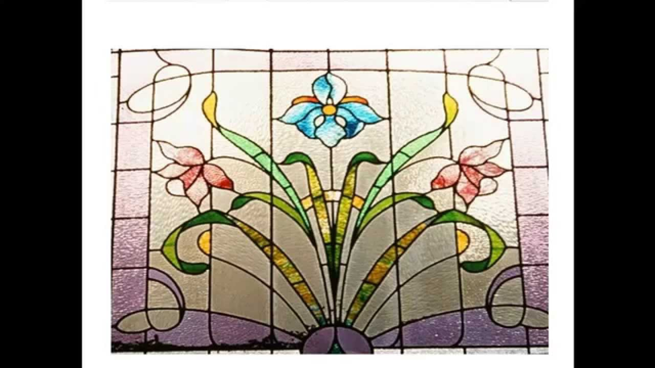 Vitrail ou la beaut du maroc youtube for Miroir vitrail modeles
